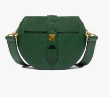 Coccinelle Carousel crossbody Tasche grün