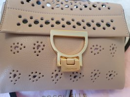 Coccinelle Crossbody Bag in cremerosegoldfarbenen