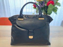Coccinelle Handtasche aus weichem Leder - schwarz/gold - für jeden Anlass