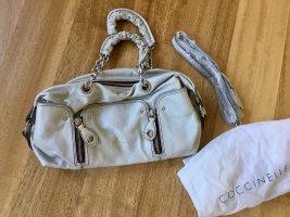 Coccinelle Handtasche Bag hellgrau, wie neu, NP 329,00€