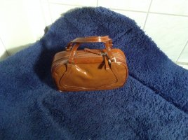 Coccinelle Bowling Bag cognac-coloured