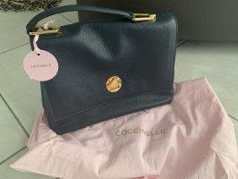 Coccinelle Liya Handtasche NEU mit Etikett dunkelblau