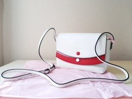 Coccinelle Crossbody bag white