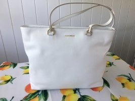 Coccinelle Shopper white