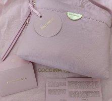 Coccinelle Borsa a tracolla rosa chiaro Pelle