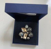 Swarovski Ring with Decorative Stone multicolored