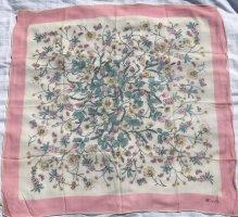 Codello Sciarpa di seta color oro rosa-bianco sporco Seta