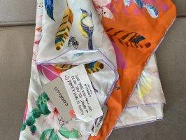 Codello Sciarpa di seta multicolore
