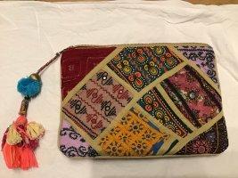 Codello Clutch multicolored cotton