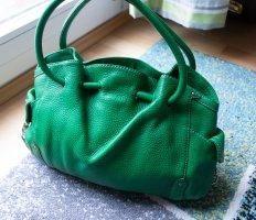 Cole Haan Designer Tasche Handtasche grün Echtleder Leder NEU