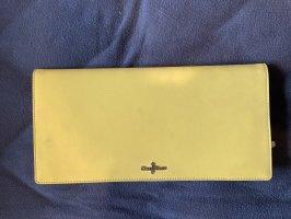 Cole Haan Borsa clutch giallo-argento