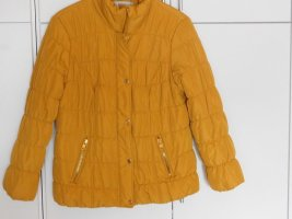 COLLECTION L: WINTERJACKE,  neue Trendfarbe Curry, Gr. 42 (21)