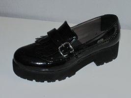 Andrea Conti Zapatos sin cordones negro