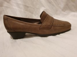 Gabor Oxfords grey brown