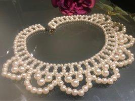 Bijou Brigitte Collier Necklace natural white