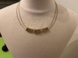 Pierre Lang Collar estilo collier color oro