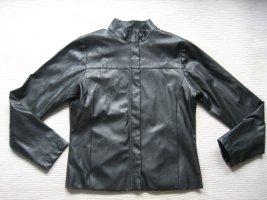 colloseum jacke  schwarz neuwertig gr. s 36 bikerjacke