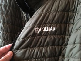 Colmar Down Jacket khaki-green grey