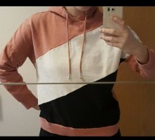 H&M Divided Capuchon sweater veelkleurig