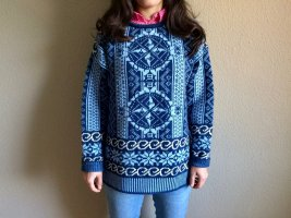 Colours of the World Strickpullover/Wollpullover, Gr. M