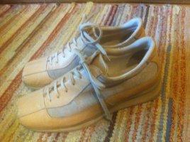 comfort-Sneaker, 41, EchtLeder mit luftg.Stoffeinsatz, sehr gepflegt
