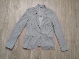 Comma Blazer sweat gris clair-gris