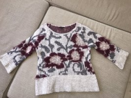 Comma Pullover Strickpullover 40 3/4 Arm Top !