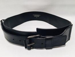 Comptoir Des Cotonniers Gürtel/Taillengürtel schwarzes Leder