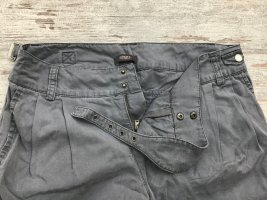 Conleys Pantalone a 7/8 grigio Lyocell