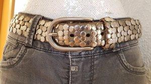 Conleys Hip Belt light grey leather