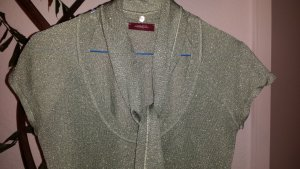 CONLEYS  Shirt Schluppe metallic Gr.S / 36 mint *1A*