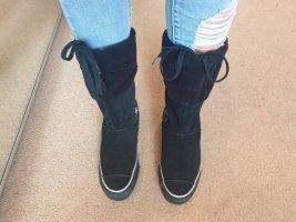 Converse Winter Booties black