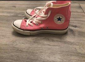 Converse Chaussure skate rose