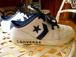 Converse All Star 37 weiss Leder