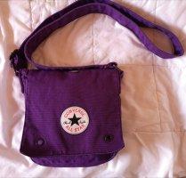Converse All Star, Chuck Taylor, Umhängetasche, Tasche, Handtasche, Lila