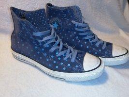 Converse Sneaker alta blu scuro