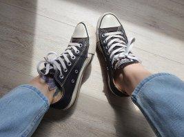 Converse All Star Chucks schwarz Sneaker Turnschuhe gebraucht