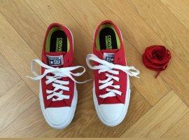 Converse All Star, Gr. 37, Farbe: rot mit Ersatzschnürsenkeln
