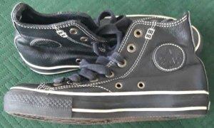 All Star High top sneaker zwart
