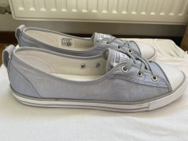 Converse Slip-on Shoes silver-colored-light grey