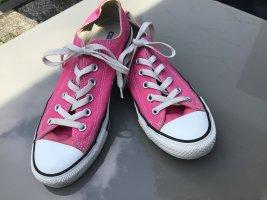 Converse all Stars in Pink Neuwertig