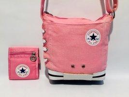 Converse All Stars Tasche und Portemonnaie - Chucks - rosa