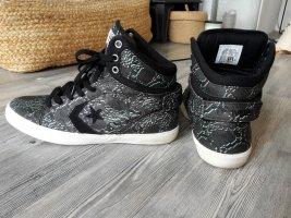 Converse Allstar Cons Canvas Sneaker Snake print Animal Print Tiermuster Turnschuhe High Tops