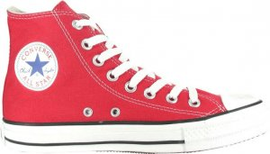 Converse Buskins red