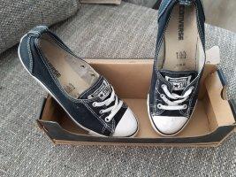 Converse Mary Jane Ballerinas black
