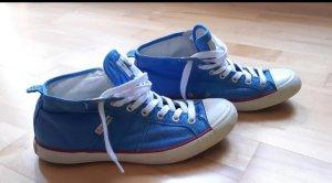 Converse blau weiß Gr.38 All Star