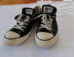 Converse Chucks 40 schwarz doppelte Lasche
