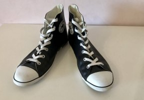 Converse Chucks, light, Leder