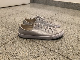 Converse Dainty OX in silber