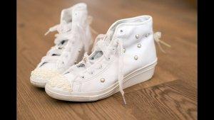 Converse für die Braut